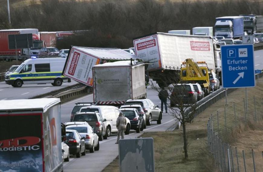 Nord Europa colpito dal maltempo. Vittime e disagi in Olanda e Germania