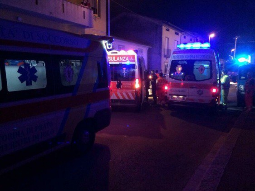 Nocera Inferiore: duplice incidente, un morto e tre feriti gravi