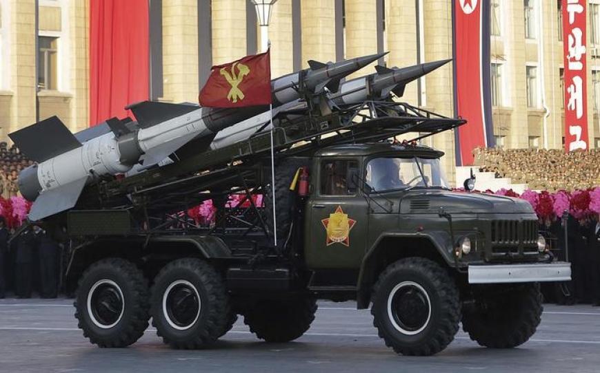 Corea del Nord, partite di volley nei siti nucleari