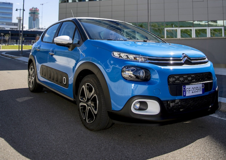 Citroen C3 Facebook - Only Limited Edition