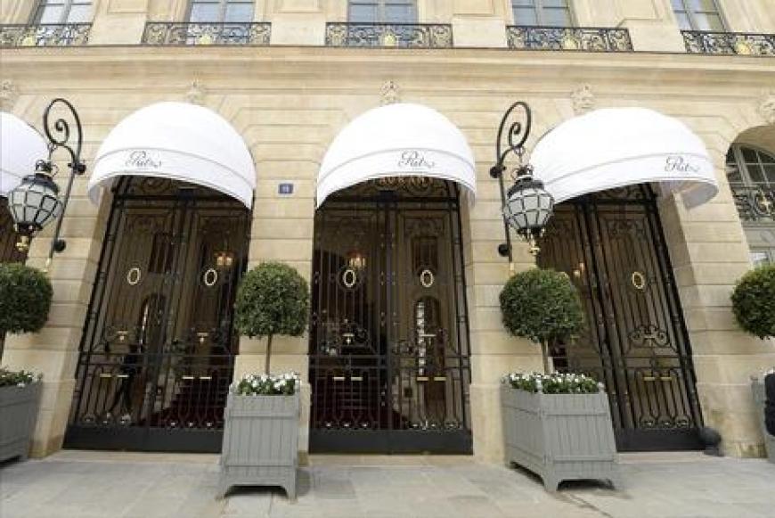 Rapina al Ritz di Parigi rubati milioni