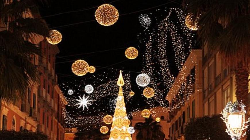 Salerno: tornano le Luci d'Artista, dal 5 novembre al 22 gennaio